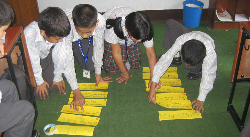 Collaborative Teaching Best Practices : What we do � nepal teacher training innovations ntti
